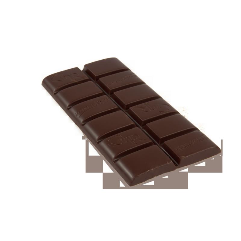 tablette de chocolat noir 72 sans sucre amandes enti res. Black Bedroom Furniture Sets. Home Design Ideas