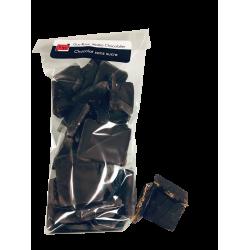 NOUGATINE SESAME-AMANDE ENROBÉE CHOCOLAT NOIR - 200g