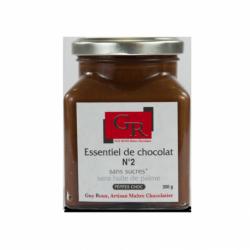 Essentiel de chocolat N°2 sans sucre