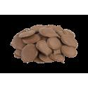 Pistoles chocolat Lait sans sucre - 43%