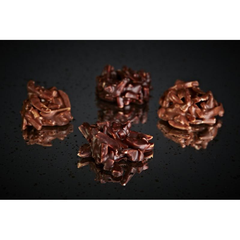 gourmandises au chocolat noir 64 sans sucre. Black Bedroom Furniture Sets. Home Design Ideas