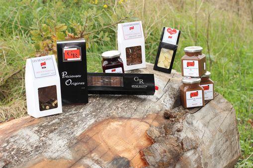 Les tablettes de Chocolat Guy Roux, Le haut de gamme du chocolat